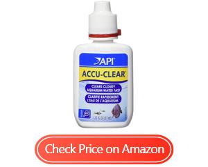 api accu-clear water clarifier