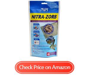 api zorb filtration media nitra-zorb