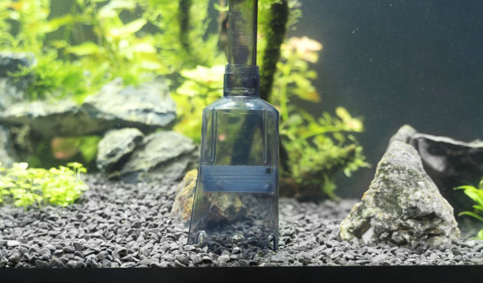 how to clean old aquarium gravel without a vacuum