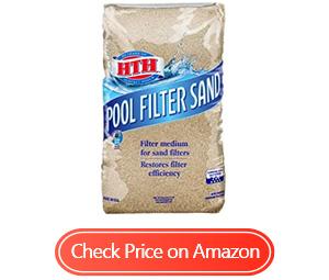hth 67079 pool filter sand