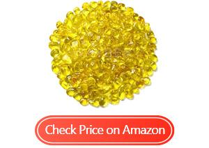 kiseer mini clear glass stone