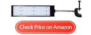 mingdak fish tank inline timer clip on lights