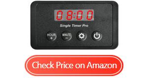 nicrew controller aquarium light timer