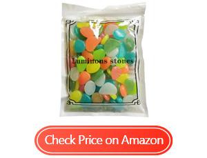 qiaoniuniu colorful pebbles stones rocks