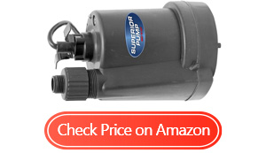 superior pump thermoplastic utility pump