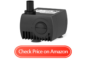 uniclife submersible water pump