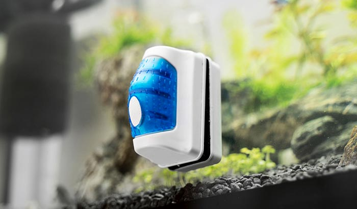 algae magnet cleaner for aquariums