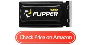 fl!pper flipper magnetic aquarium glass cleaner