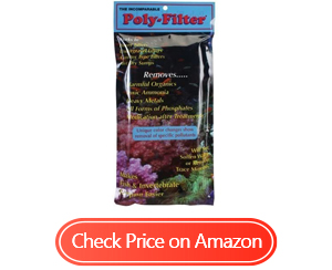 poly filter poly-bio-marine filter media pad