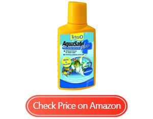 tetra aquasafe plus aquarium water conditioner